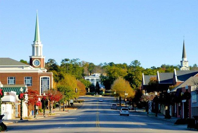 Downtown North Augusta