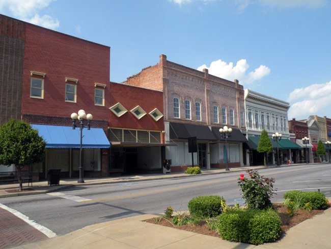 Downtown Union