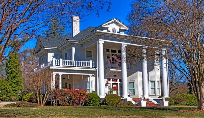 Dr. J.C. Walker Home