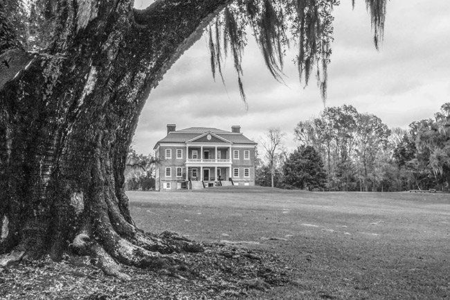 Drayton Hall Plantation House