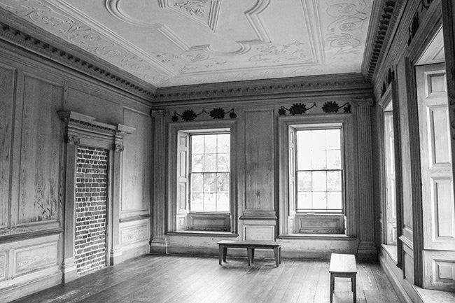 Drayton Hall Drawing Room