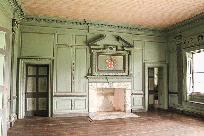 Drayton Hall Great Hall