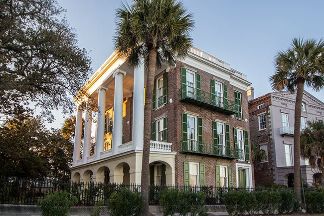Roper House, East Battery, Charleston