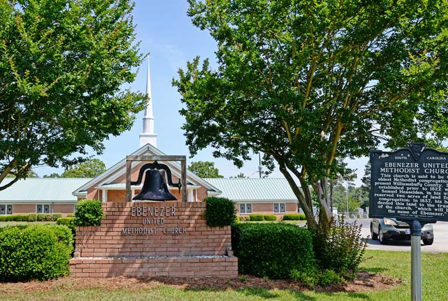 Ebenezer Church Hemingway