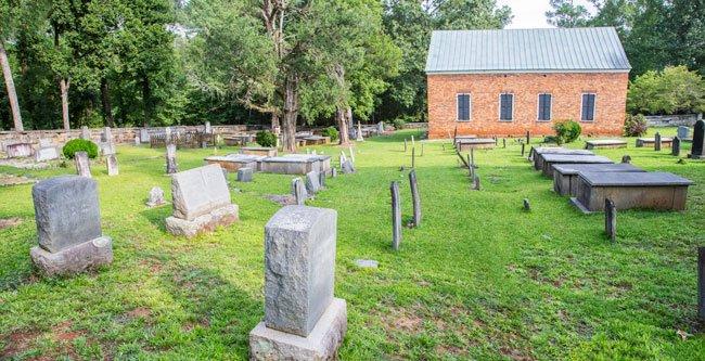Ebenezer Jenkinsville Churchyard