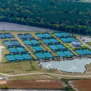 Dr. Eddie Floyd Tennis Center