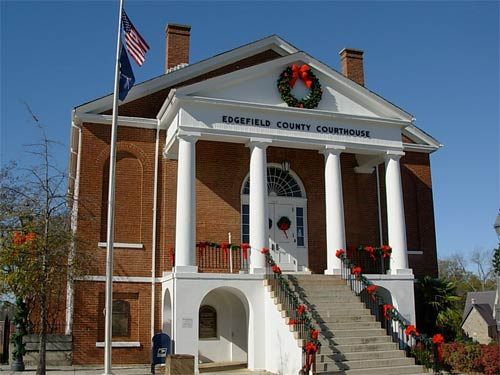 Edgefield County Courthouse