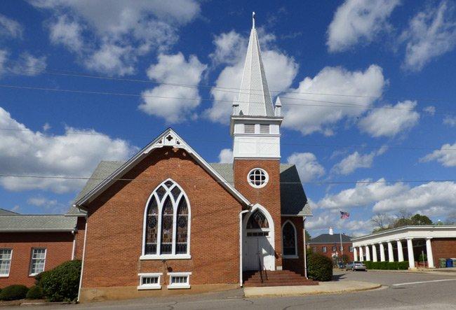Edgefield Methodist Church