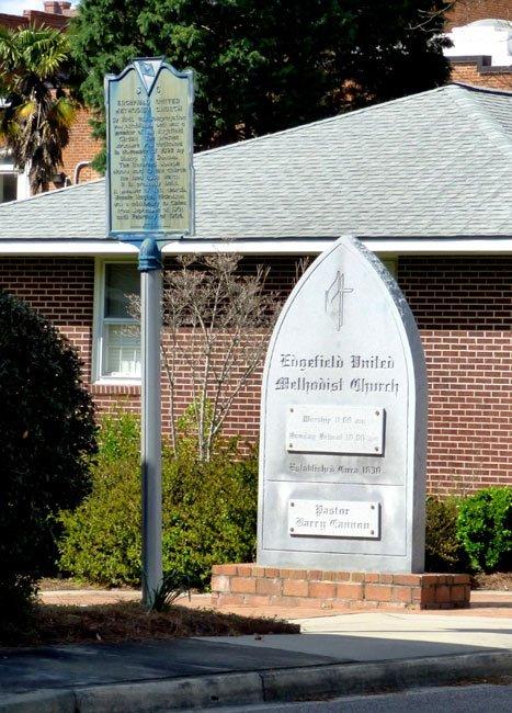 Edgefield Methodist
