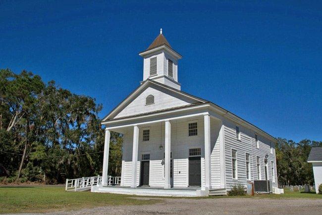 Edisto Island Baptist Front