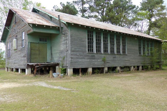 Elisha School Newberry County