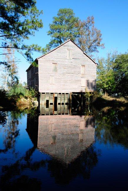 Ellerbe's Mill