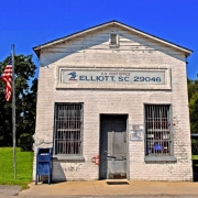 Elliott Post Office