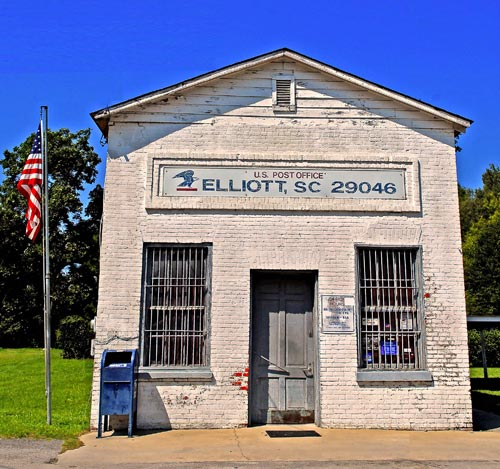Elliott Post Office