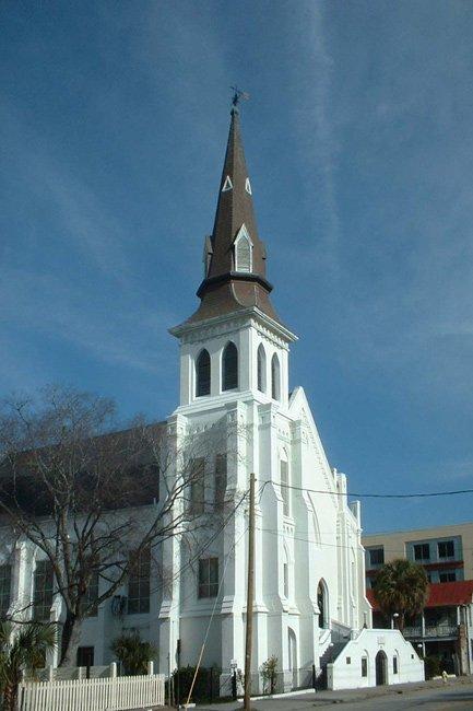 Emanuel Ame Church Charleston Sc Photos Map History