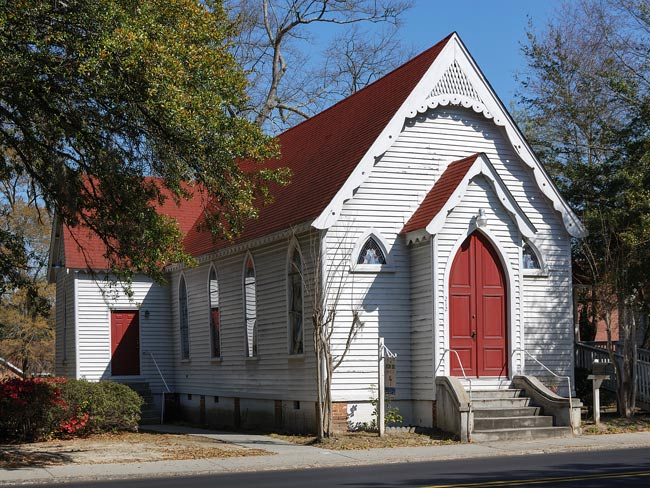 Church of the epiphany summerville south carolina sc for What to do in summerville sc