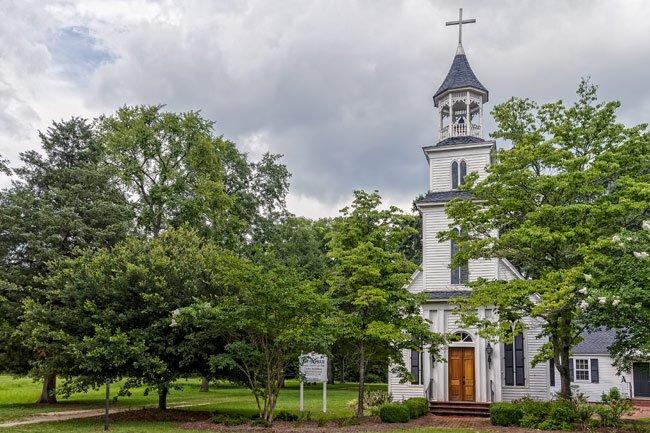 Episcopal Church of the Ridge in Trenton