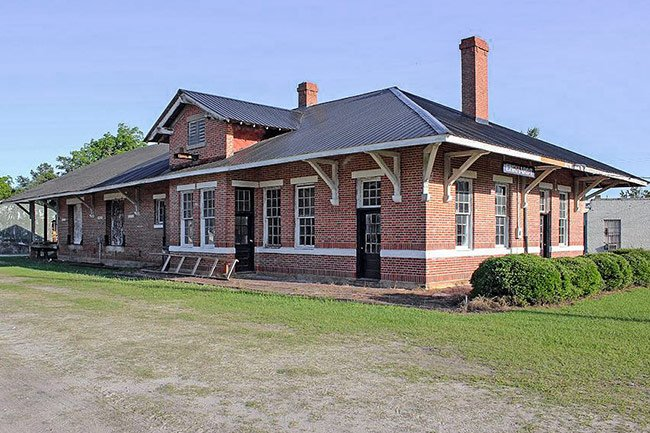 Erhardt Depot