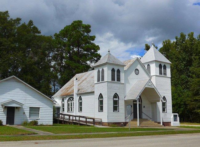 Estill Methodist Church