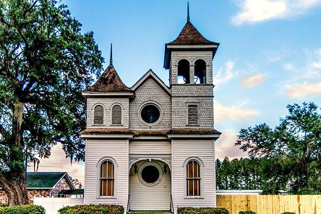 Euhaw Baptist Church