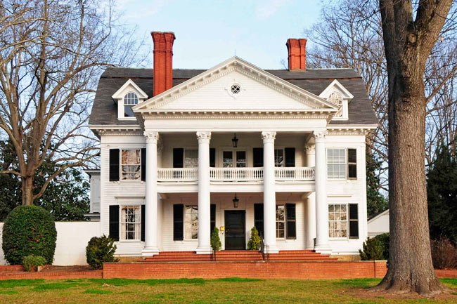 Evans Russell House Spartanburg Sc Photos Map History
