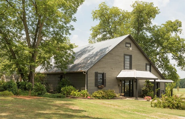 Evergreen Carriage House