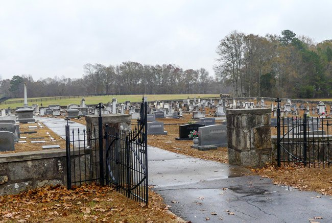 Fairview Presbyterian Cemetery