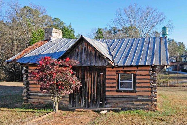 Faith Cabin Library