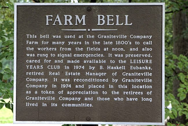 Farm Bell Marker
