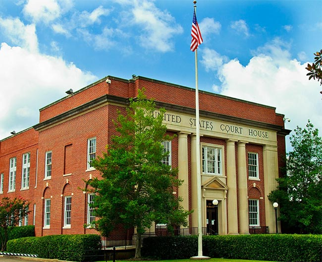 Simons Federal Court House - Aiken, South Carolina