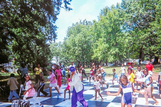 Festival Dancing Brainerd Institute