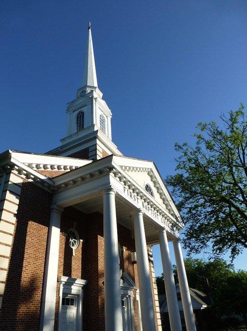 First Baptist Allendale