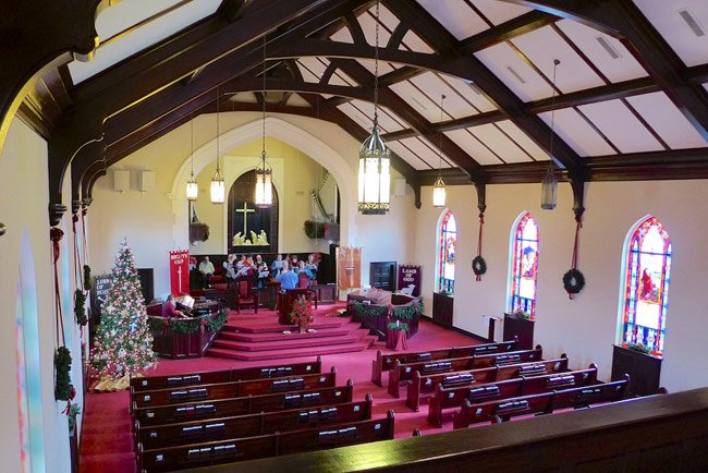 First Baptist Church Bamberg County