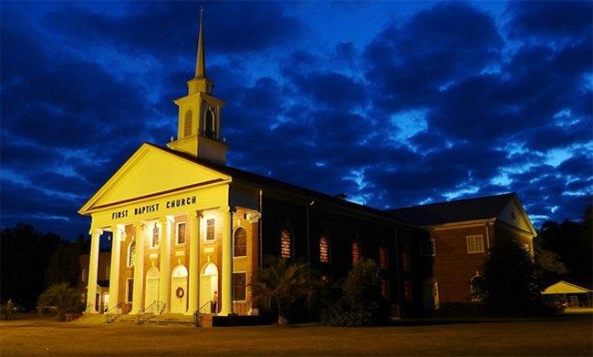First Baptist Church Blackville