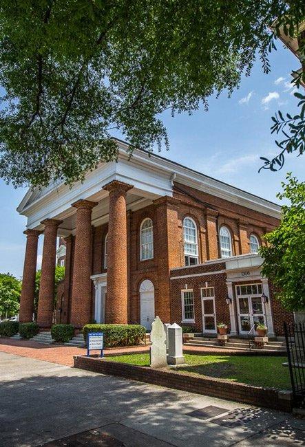 First Baptist Church Columbia