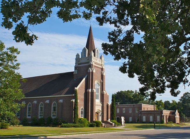 First Baptist Church Denmark