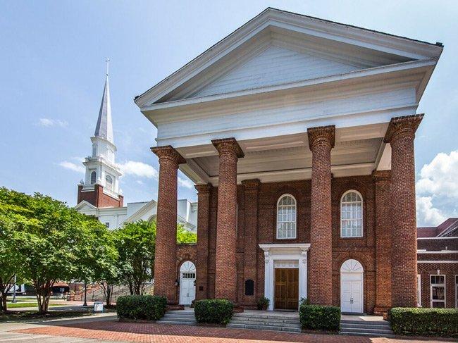 First Baptist Columbia