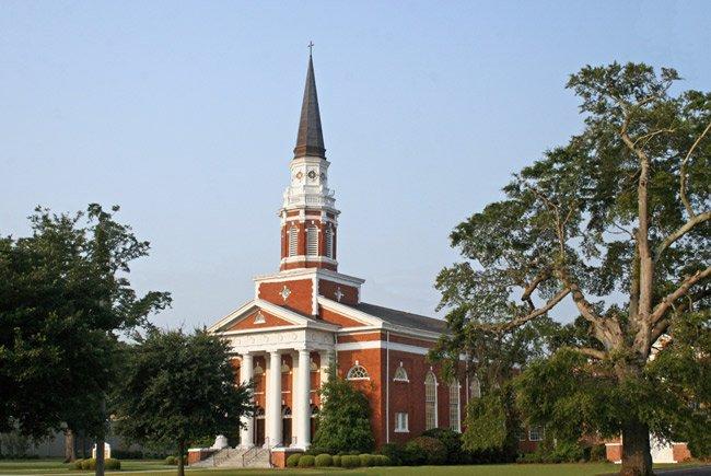 First Baptist Darlington