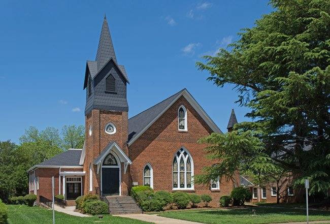 First Baptist Church of York