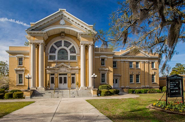 First Methodist Church Marion