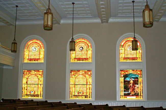 First Presbyterian Bennettsville Interior