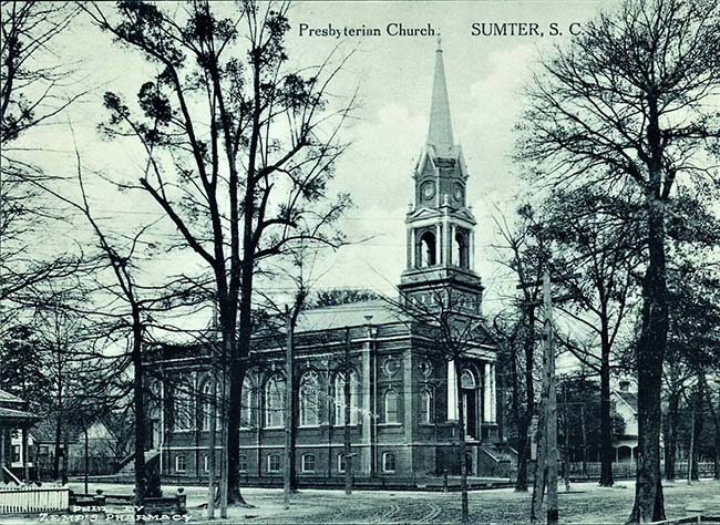 First Presbyterian Church of Sumter - Sumter, South Carolina