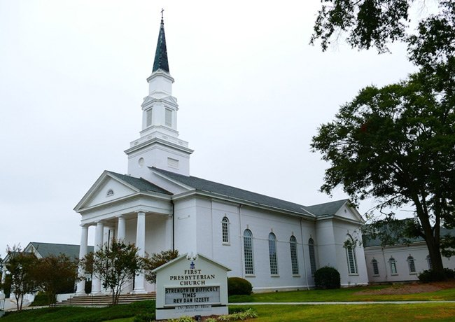 First Presbyterian Church of Greenwood