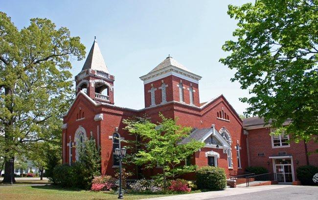 First Presbyterian of Hartsville