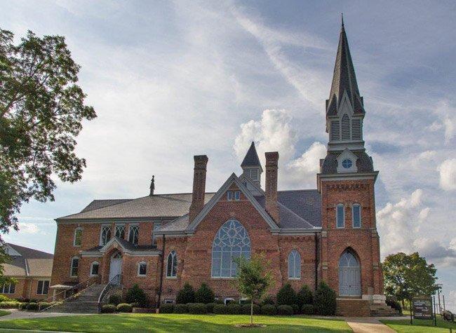 First Presbyterian Laurens
