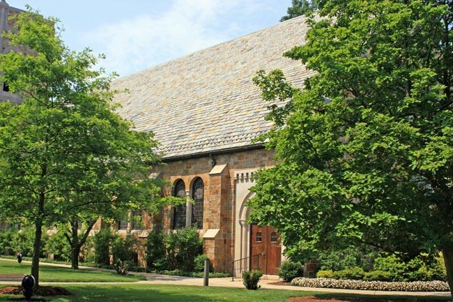 First Presbyterian Spartanburg Side