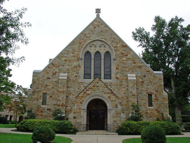 First Presbyterian Spartanburg