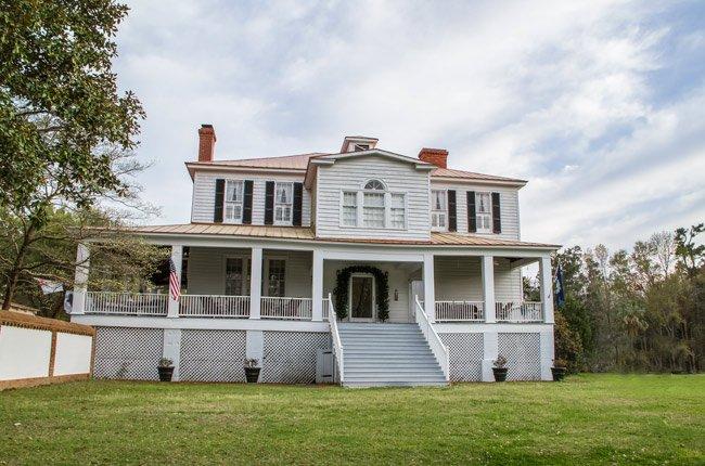 Fishburne House