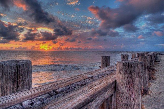 Folly Beach Morris Island