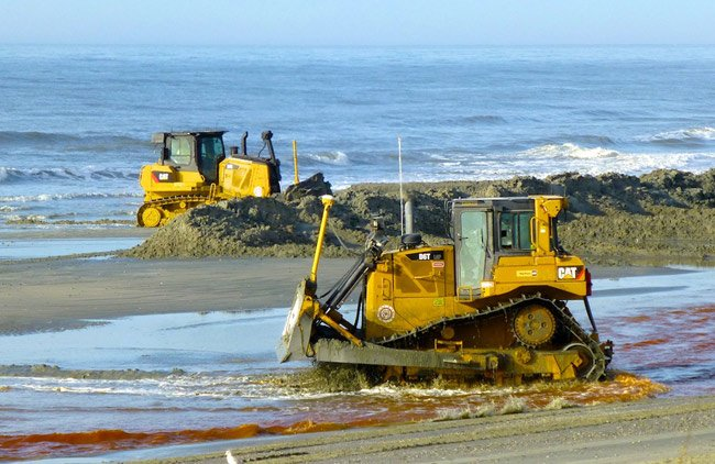 Folly Beach Renourishment